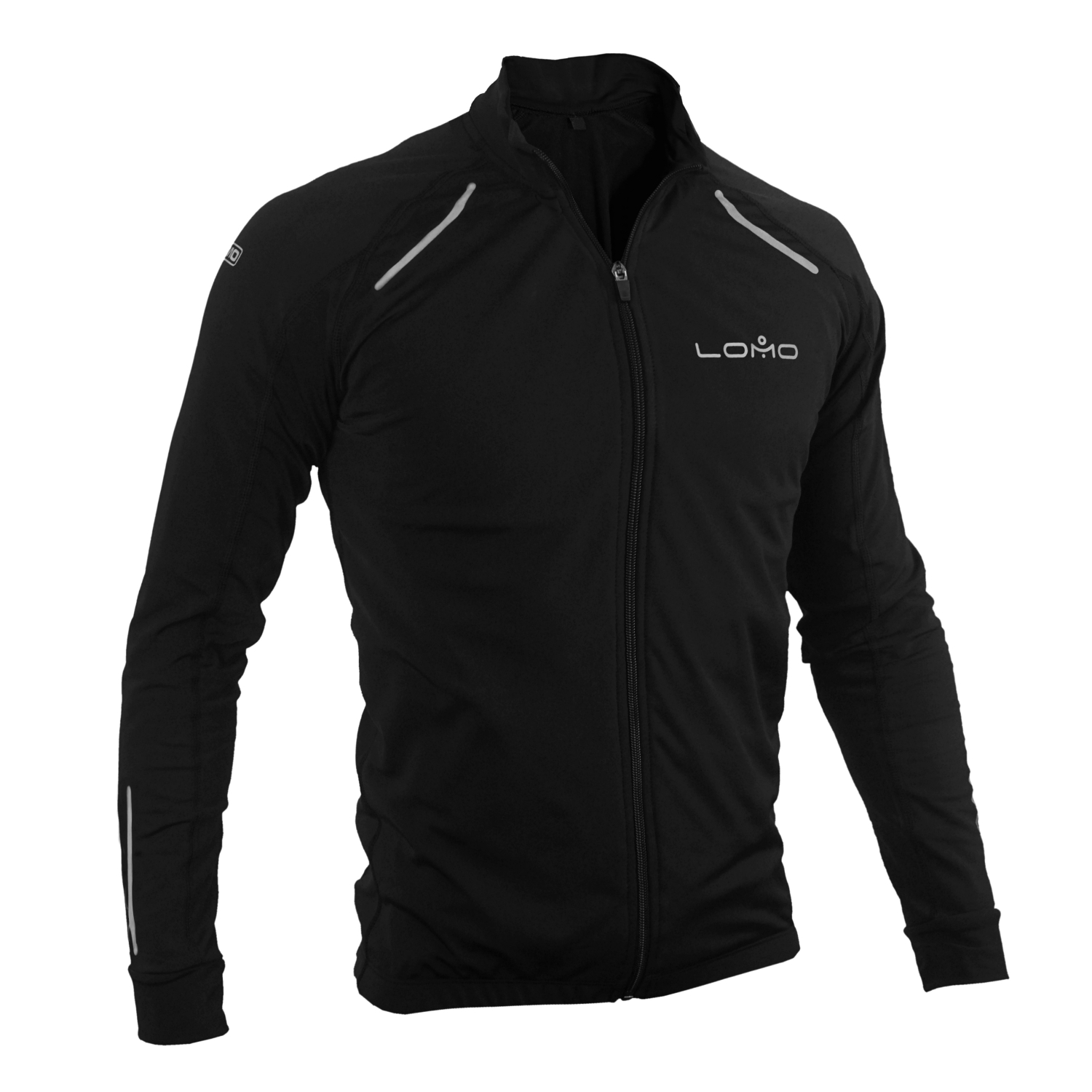 Winter Thermal Cycling Top - Full Zip