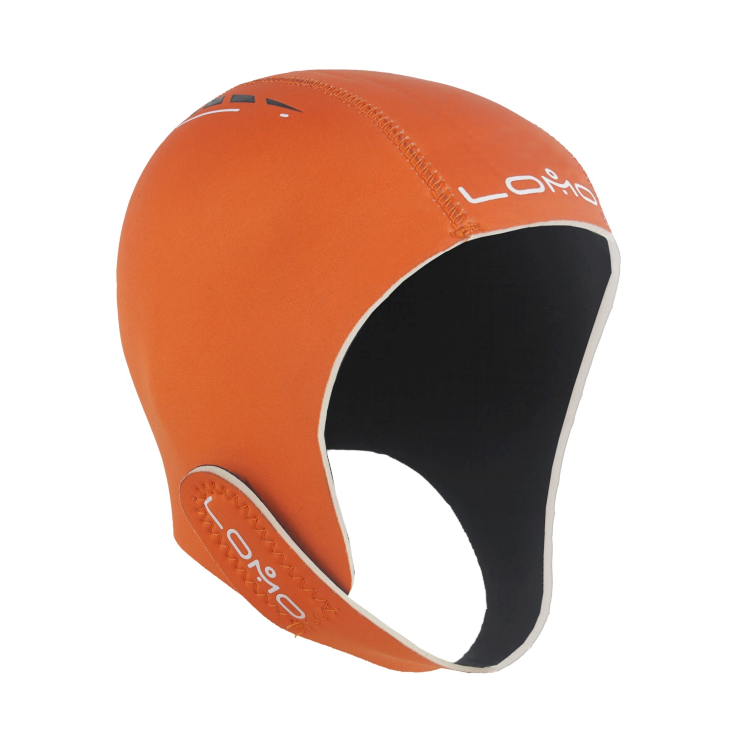 Neoprene Swimming Cap - Orange